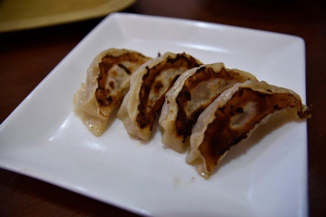 麺屋 四季の餃子