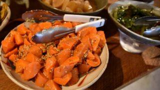 セカイノヘイワ(旧 Volare 江坂)でオーガニック野菜を堪能