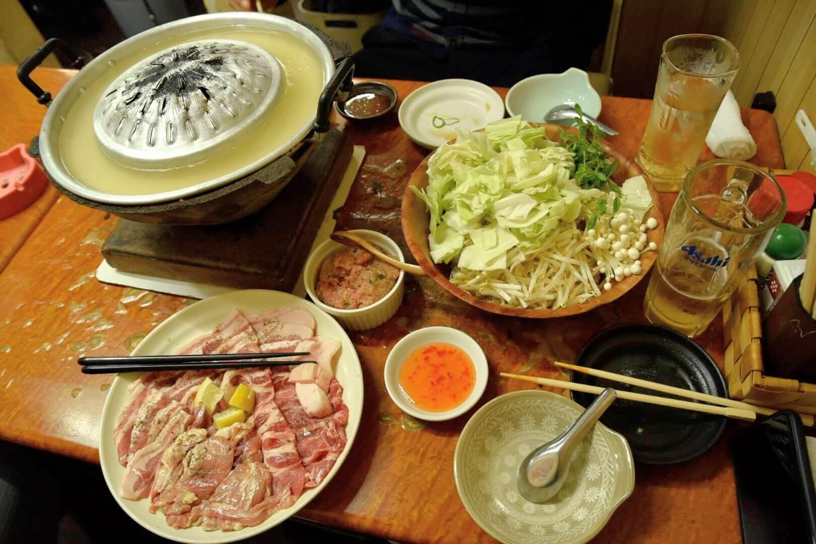 豚やのタイ式豚鍋セット
