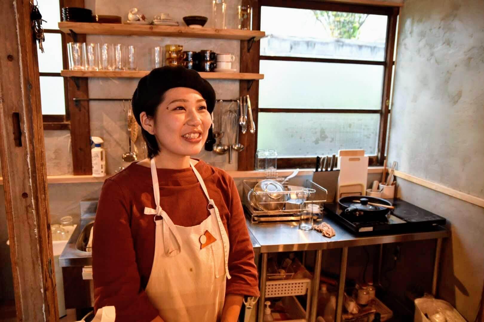 Onishisantokoの大西さんにインタビュー