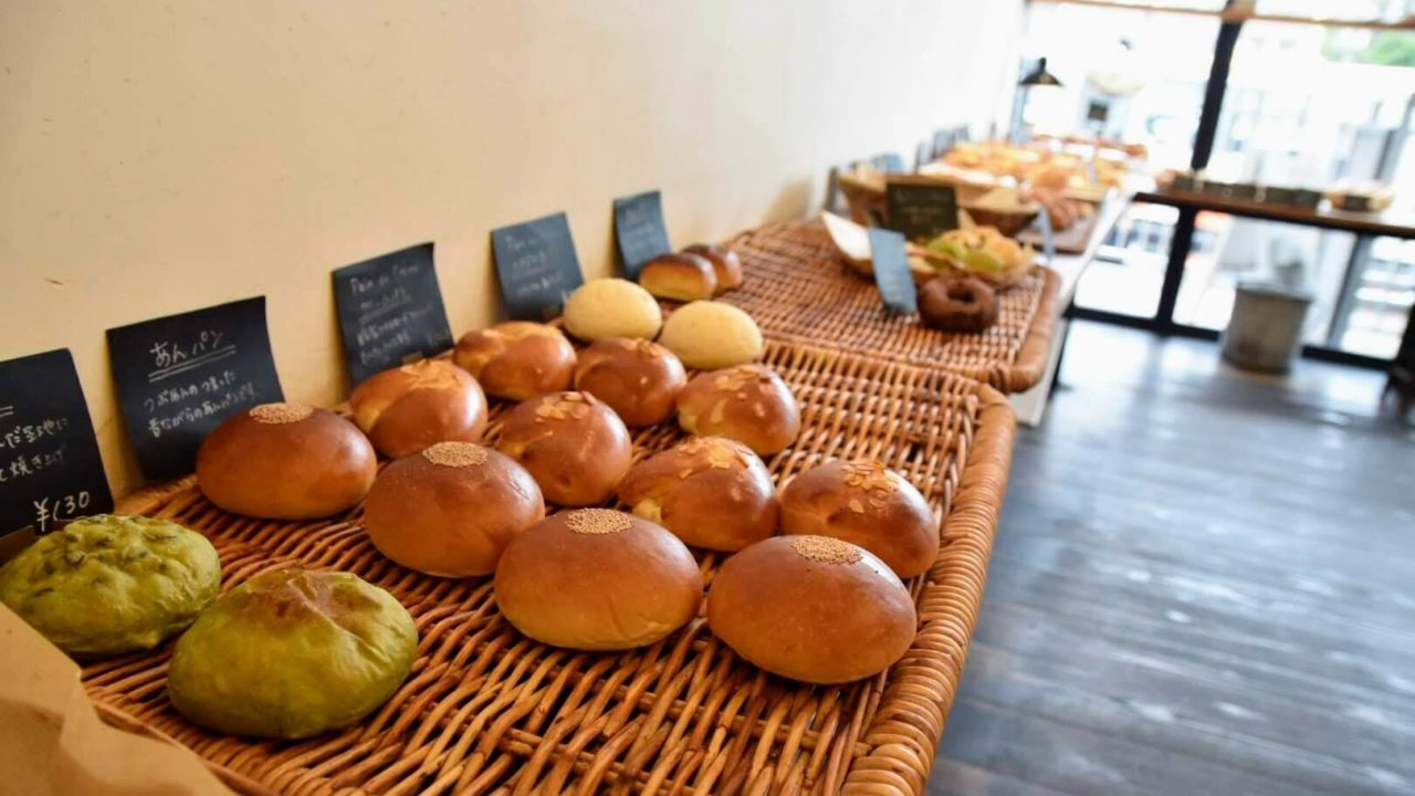 ルマタン・ドゥ・ラヴィ|フランスで修行した職人が手がける天然酵母のパン