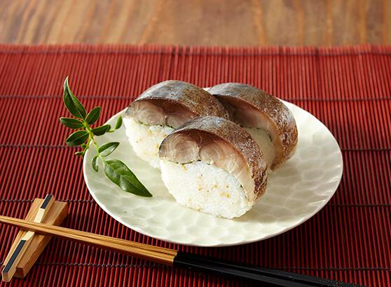 とろさば棒寿司(鯖や)