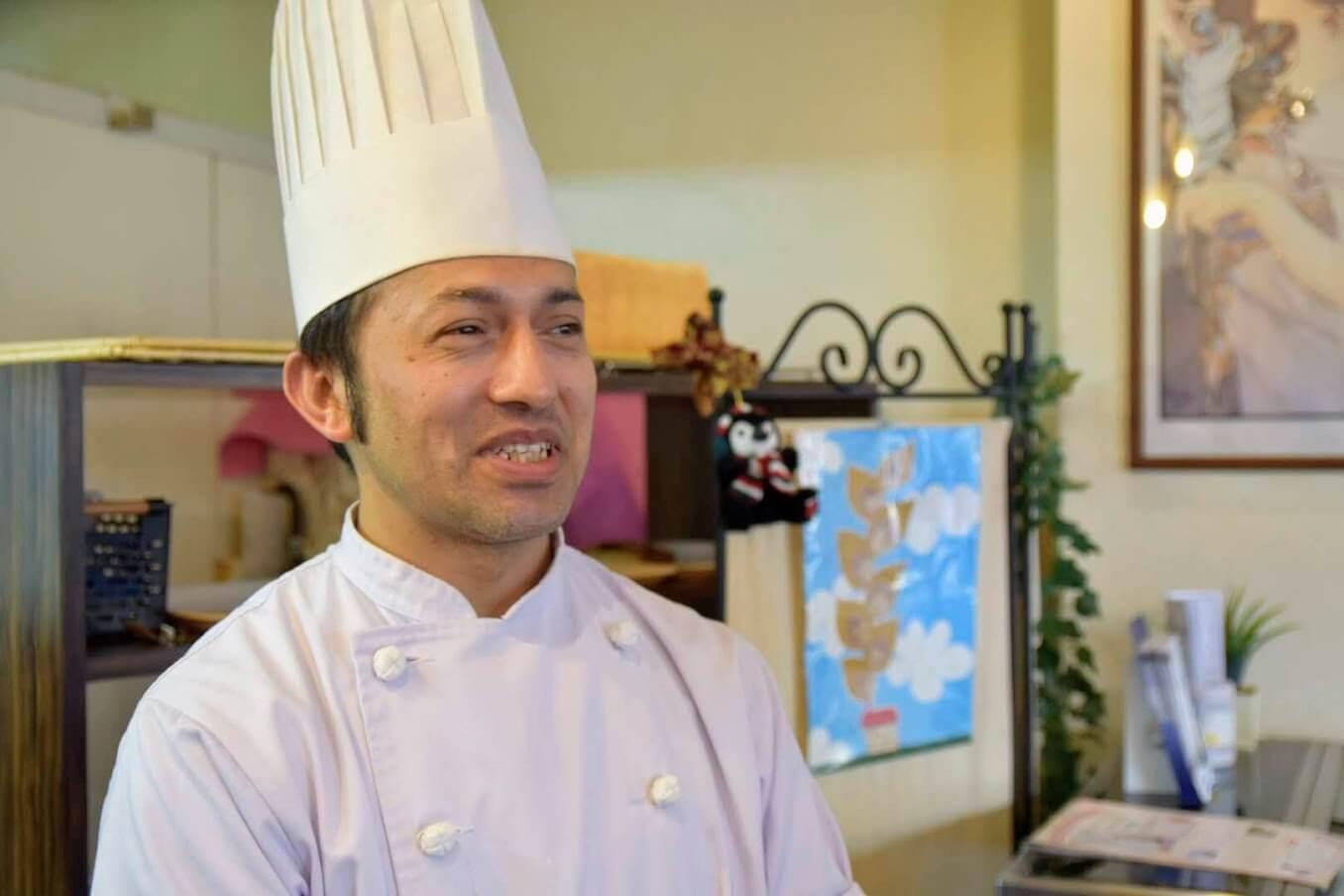 キラン・パンデさんがパン作りでこだわってるポイント