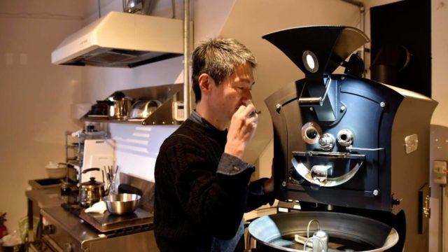 COLINA COFFEE(コリナコーヒー)|片山坂の途中にある、ほっと一息できる自家焙煎コーヒー店
