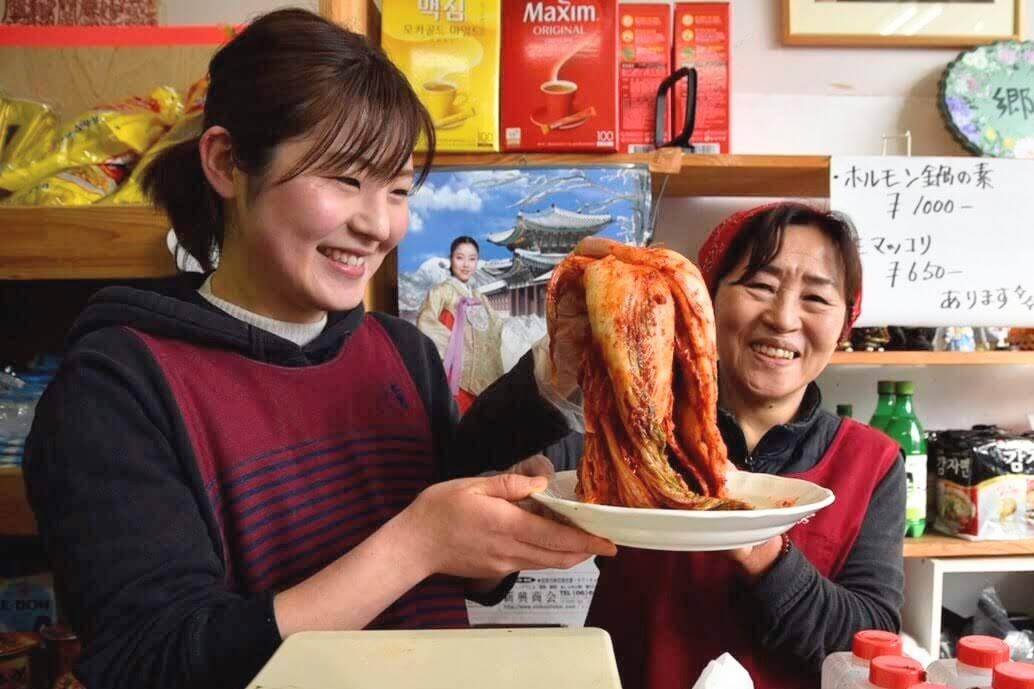 郷村(ヒャンチョン)|オモニの愛情込もった手作りキムチと韓国家庭料理