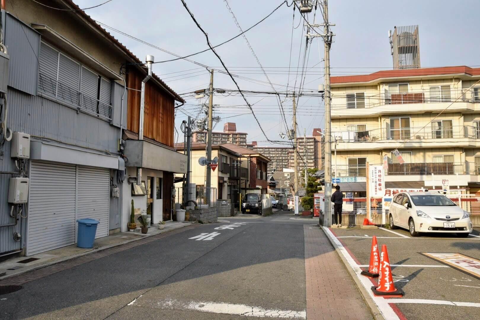 吹田の山田にあるkawakami coffee roaster(カワカミコーヒーロースター)