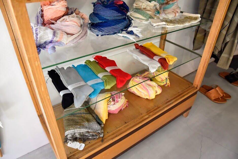 吉田装店(ヨシダショウテン)の小物棚