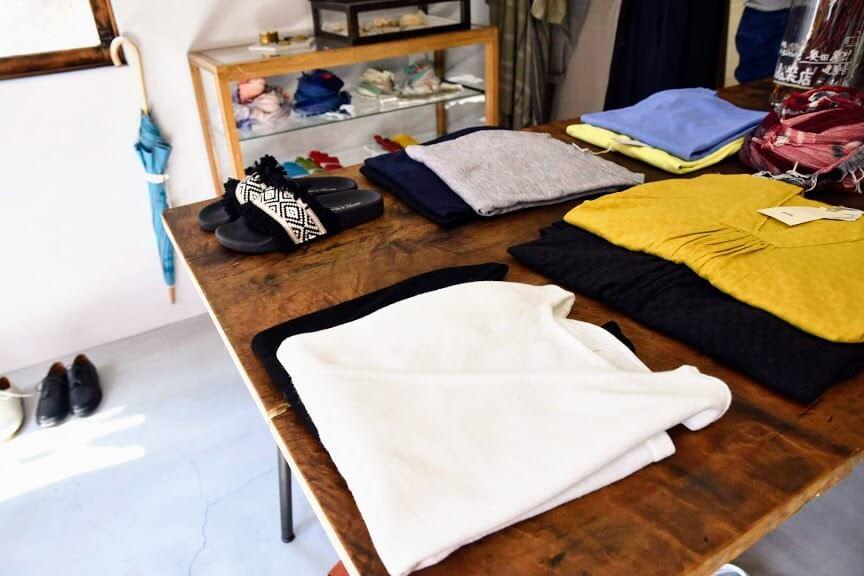 吉田装店(ヨシダショウテン)の家で洗濯できる日常着①