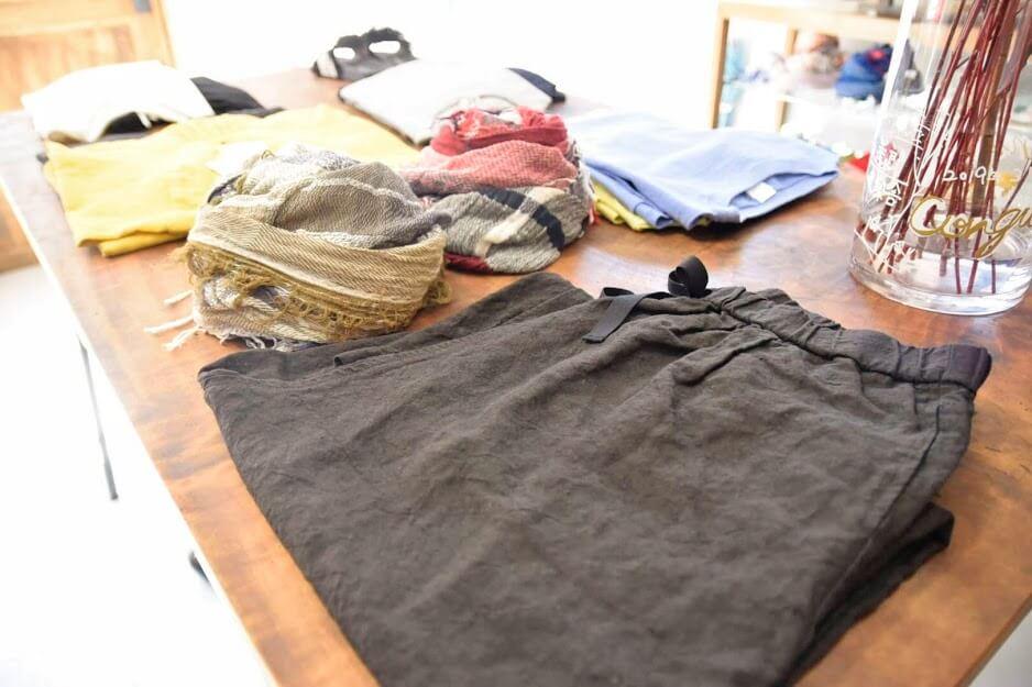 吉田装店(ヨシダショウテン)の家で洗濯できる日常着②