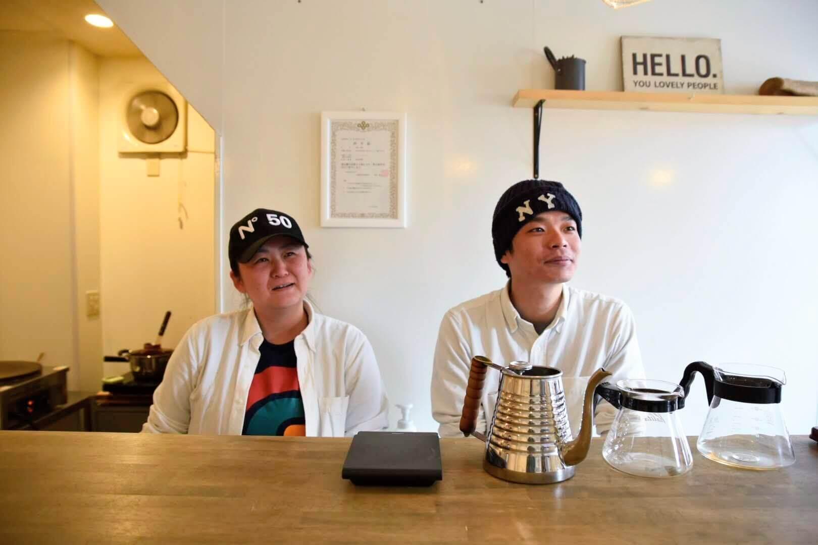 sri cafe夫婦にインタビュー