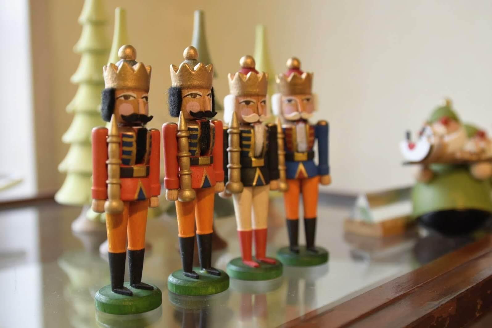 ドイツの伝統工芸品「くるみ割り人形」